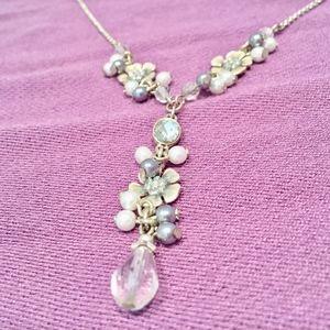 Delicate faery dream necklace